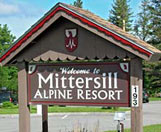 Mittersill Resort Sign